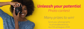 "Photo contest:  ""UNLEASH YOUR POTENTIAL"""